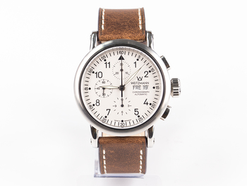 Masterpiece Edition (type: Alba - leather strap)