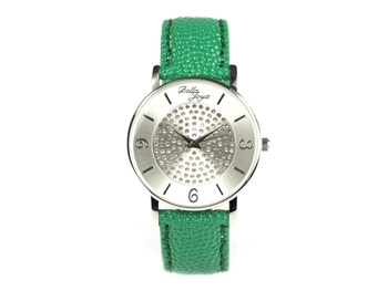 Lu, green