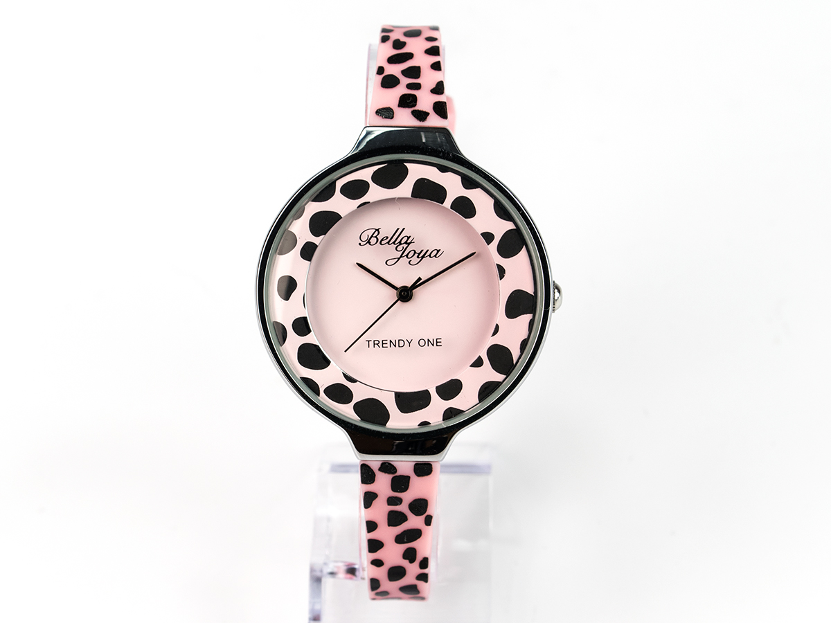 Trendy One,  Leopard pink