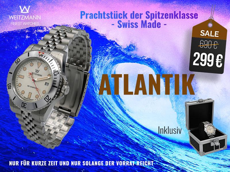 Atlantik silber - SUPERDEAL