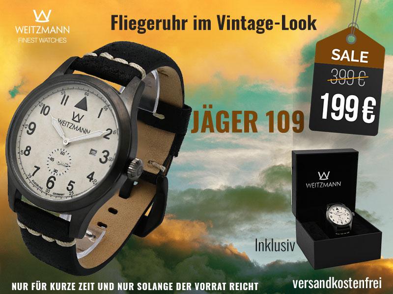 Jäger 109 anthrazit/weiß - SUPERDEAL